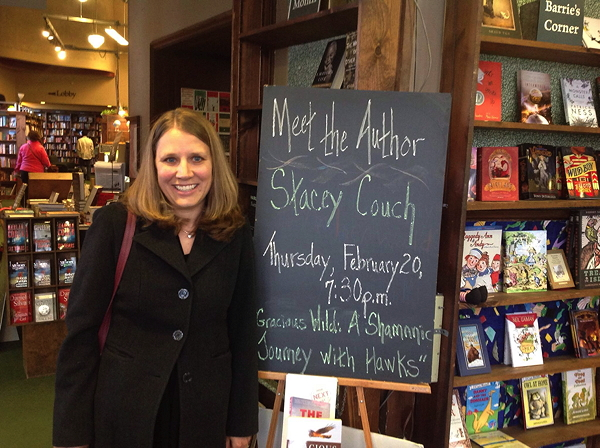 stacey couch author