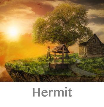 archetype-hermit