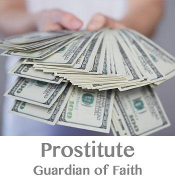 archetype prostitute
