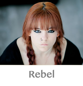 archetype rebel