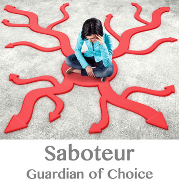 archetype saboteur