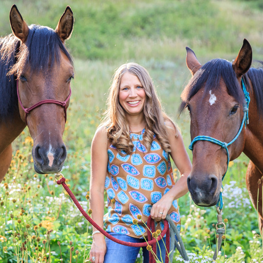 stacey couch horses