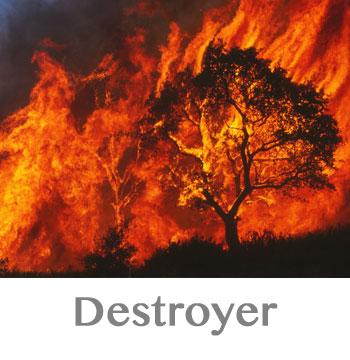 archetype destroyer